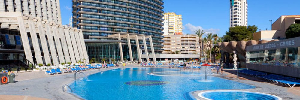 alicante hoteles baratos pension completa